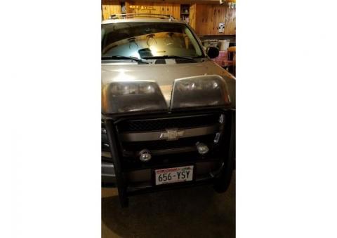 Chevy Trail blazer Head Lights