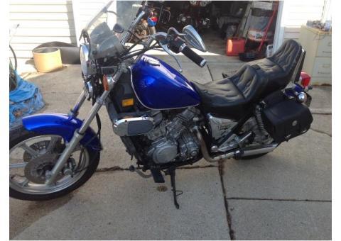 94 Kawasaki Vulcan 750