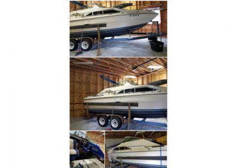 86 Searay Cabin Cruiser