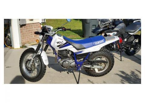 2001 Yamaha  TW200